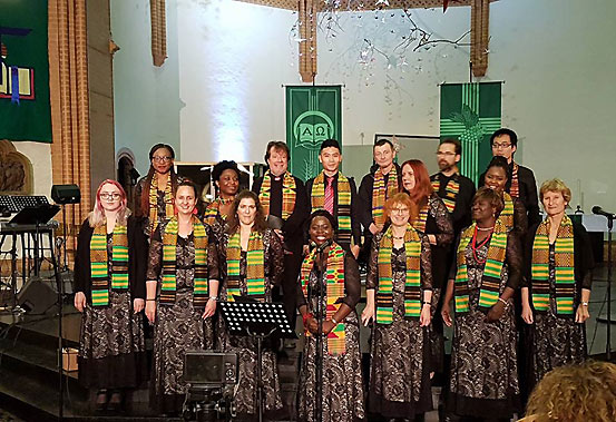 photo: gospelchoir