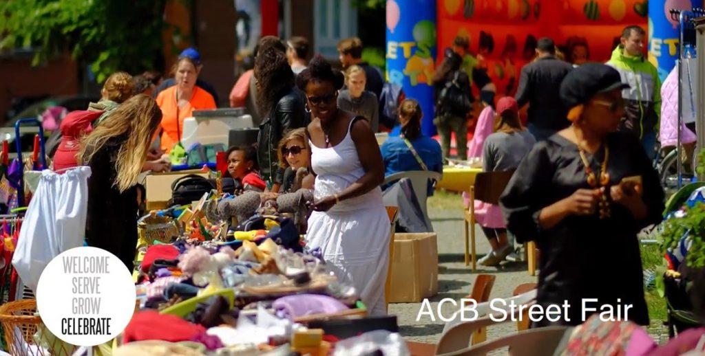 photo: street faire